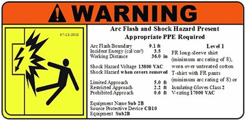 Arc Flash Studies and Analysis