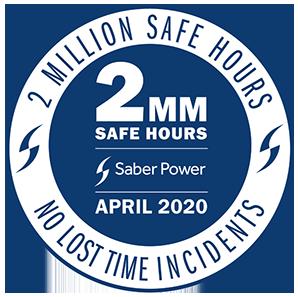 2 million safe hours