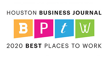 Houston Business Journal Best Places To Work 2019 and 2020