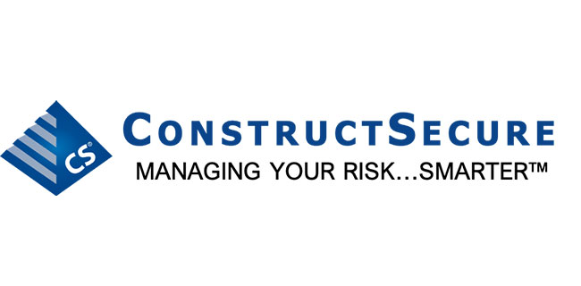 2021 Gold Safety Award ConstructSecure